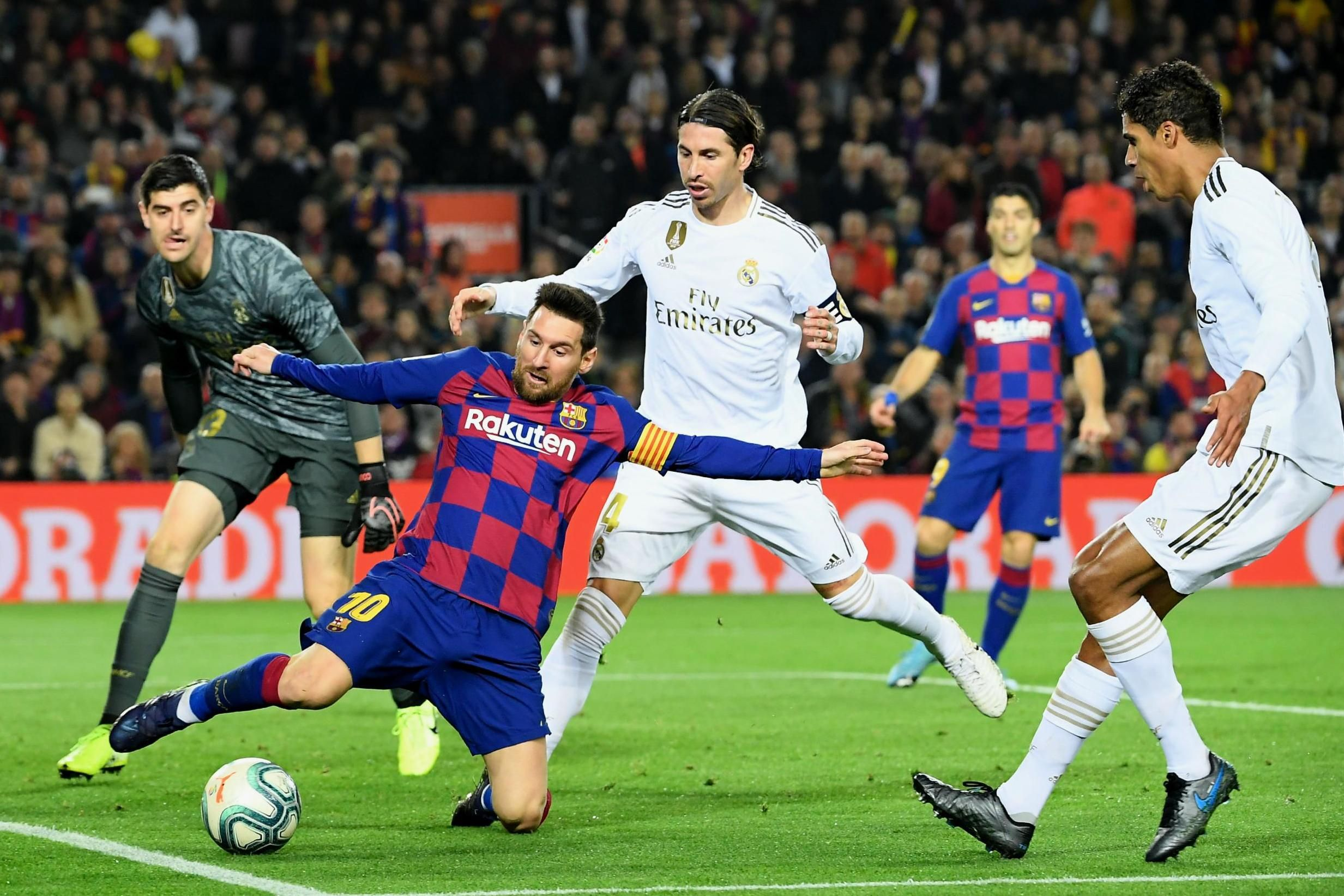 Watch Barcelona Vs Real Madrid El Clasico Live Now Free In 2020 Barcelona Vs Real Madrid Live In The Now Real Madrid