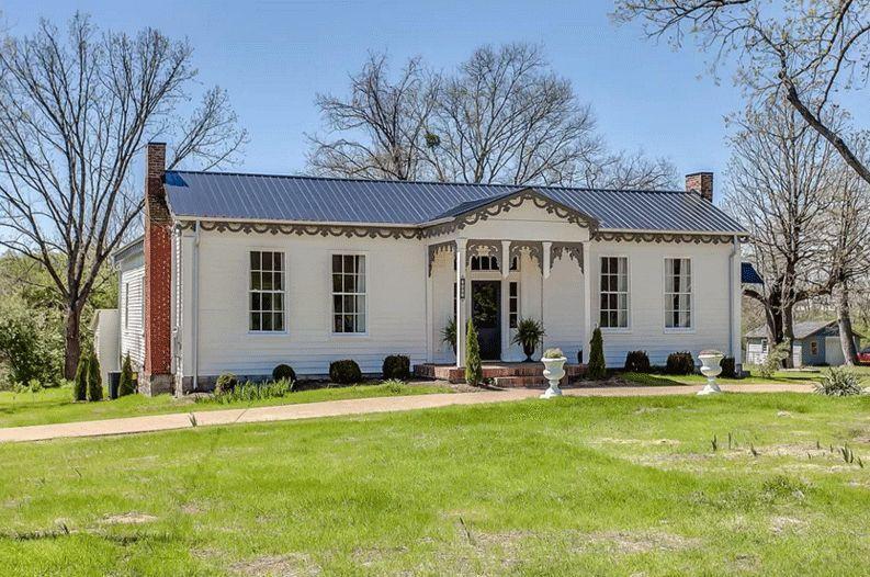 Brilliant The Outlaw Jesse James Former Nashville Home Is Up For Sale Download Free Architecture Designs Pendunizatbritishbridgeorg