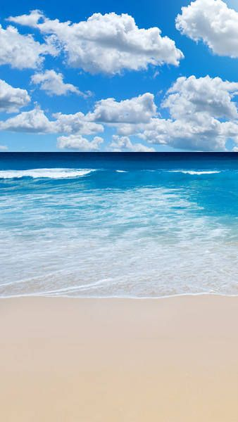 Samsung Galaxy S7 Wallpaper With Sea