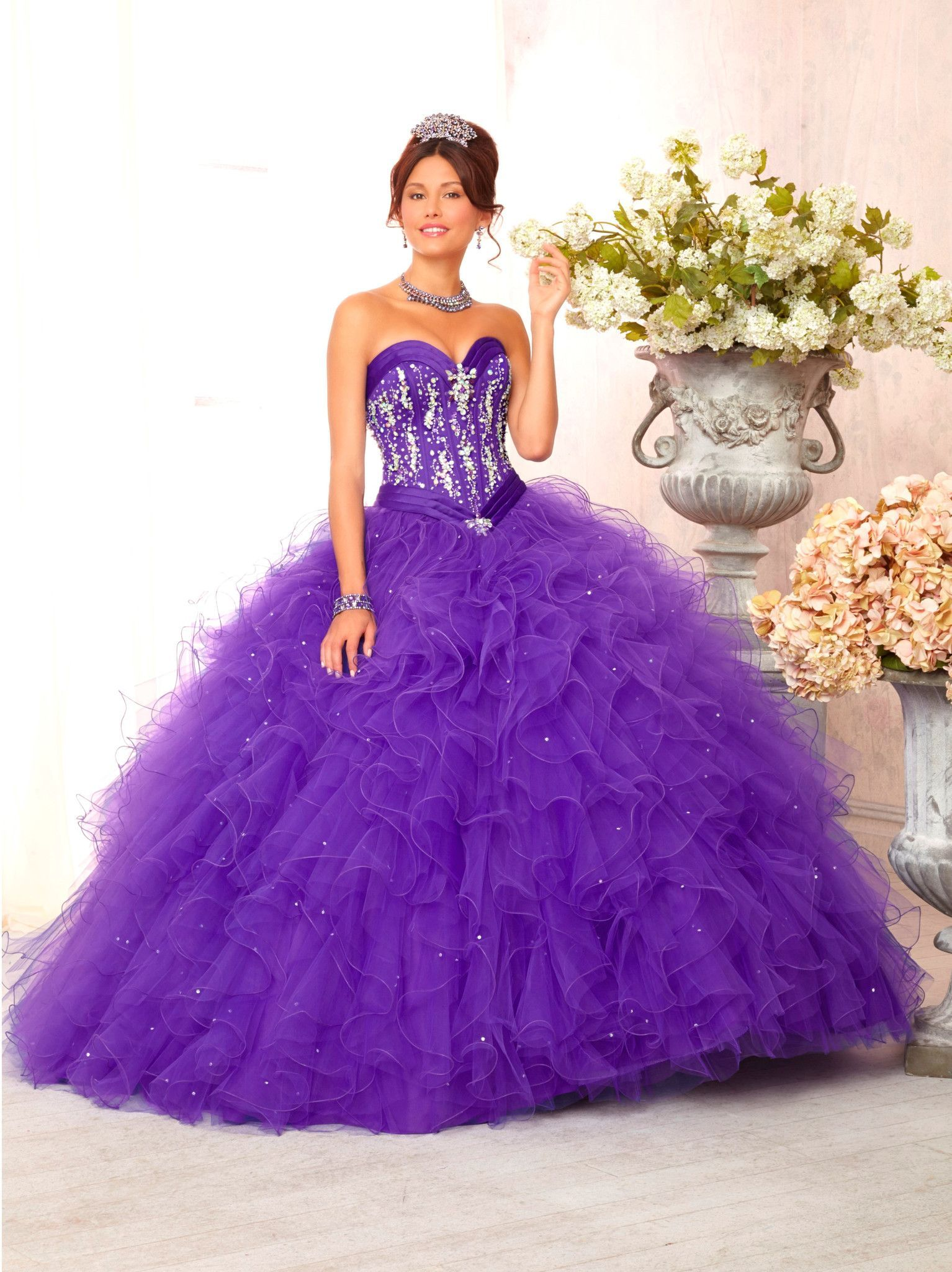 Mori Lee Quinceanera Dress 88085 | Sweet 15, Mori lee and Ball gowns