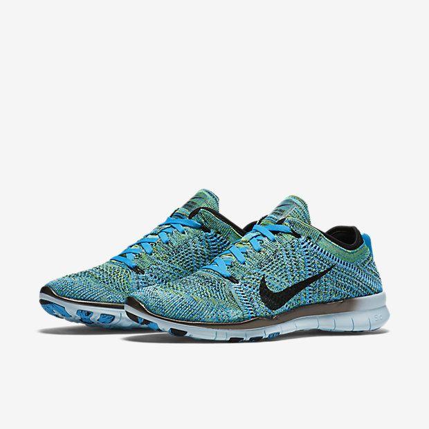 Chaussure de training Nike Free TR 5 Flyknit pour Femme