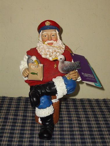 2000 Possible Dreams Clothique Santa, Salty Claus - 2012