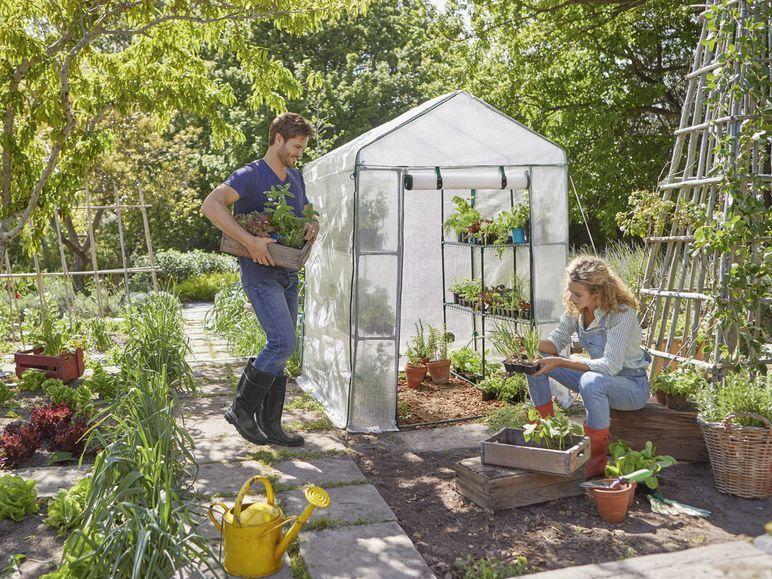 Florabest Begehbares Treibhaus Lidl Deutschland Lidl De Pflanzkalender Pflanzen Flora