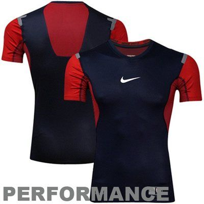 nike pro usa compression shirt soccer gear pinterest. Black Bedroom Furniture Sets. Home Design Ideas