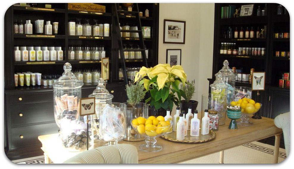 J.R. Watkins Opens Shop in Irvine Spectrum! Vendor table