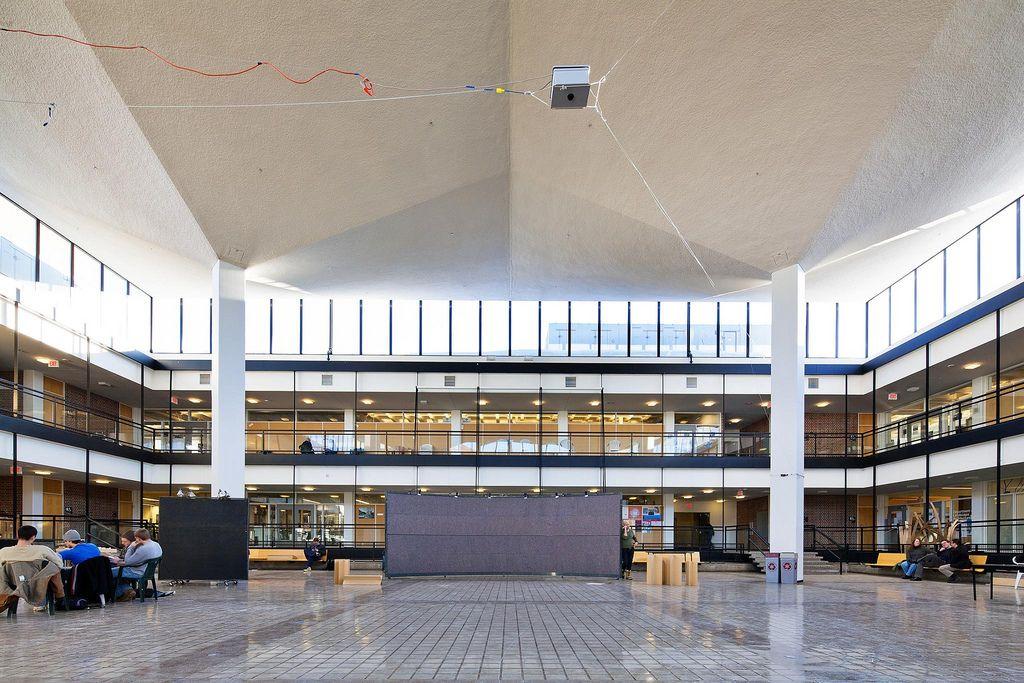Um Rapson Hall Minneapolis Mn Thorshov Cerny University Of Minnesota Architectural Inspiration College Design