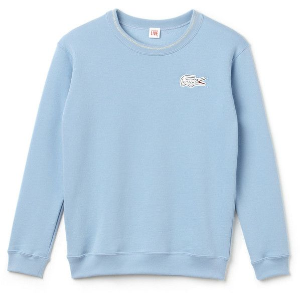 Regular Sweatshirt135❤ Lacoste Liked Fit Live Fleece On sQrtdhC