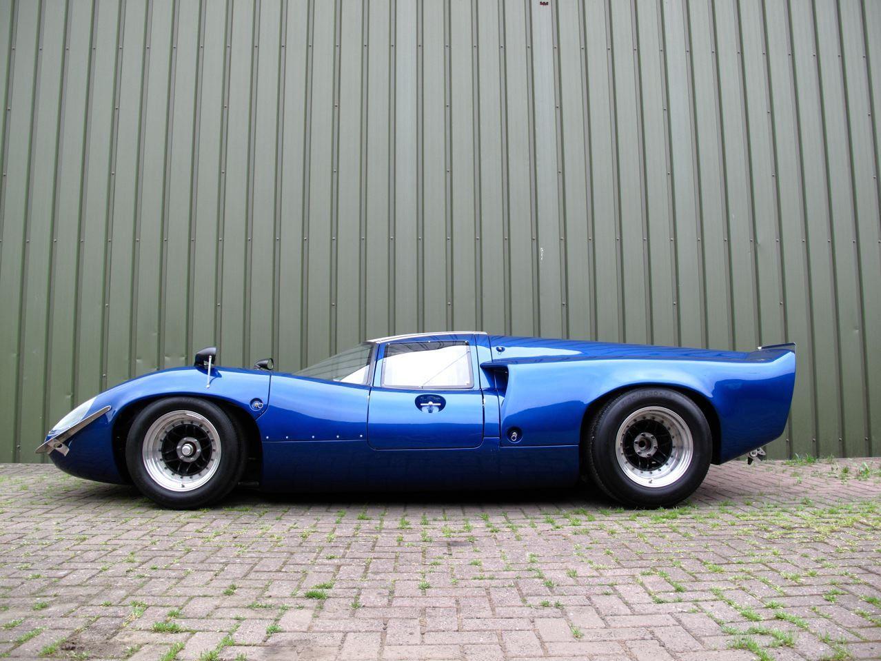 A Lola (best name for a race car ever) | F1 CANAM IMSA Petit Dakar ...