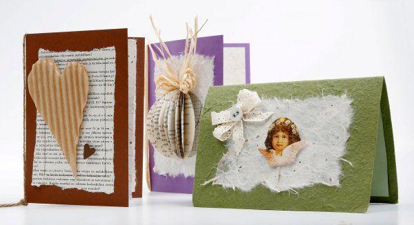 3. joulukuuta: Ihanat kortit joulun tuopi - Joulukalenteri - ET