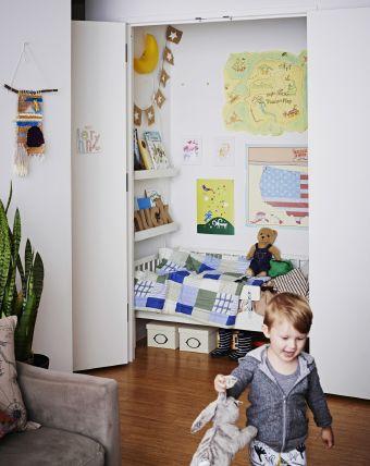 Sfrutta al massimo i piccoli spazi - IKEA
