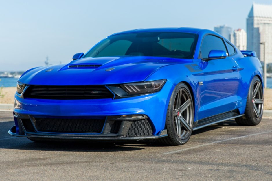 2015 Saleen Mustang S302 Black Label Saleen Mustang Mustang Ford Torino