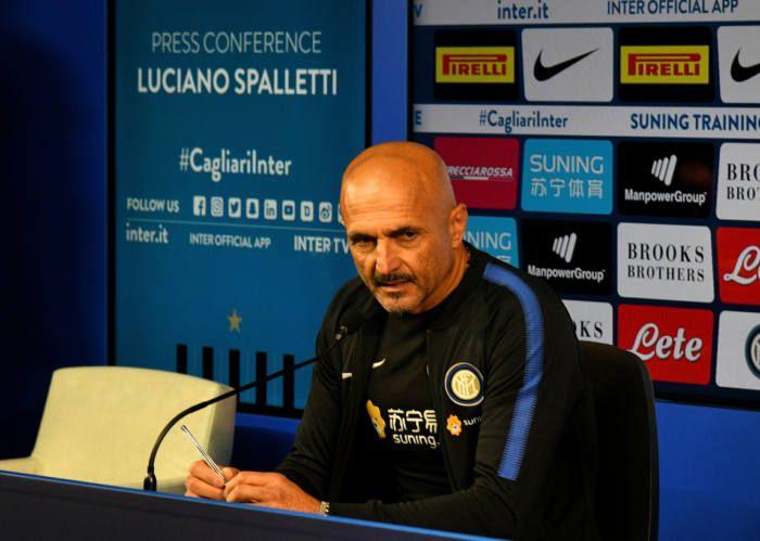 Spalletti in una conferenza stampa del 2018  #Spalletti #Inter