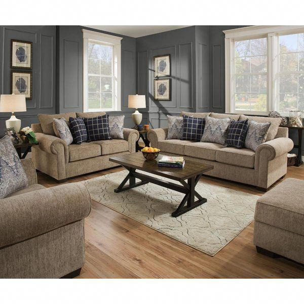 You'll Love The Della Configurable Living Room Set At
