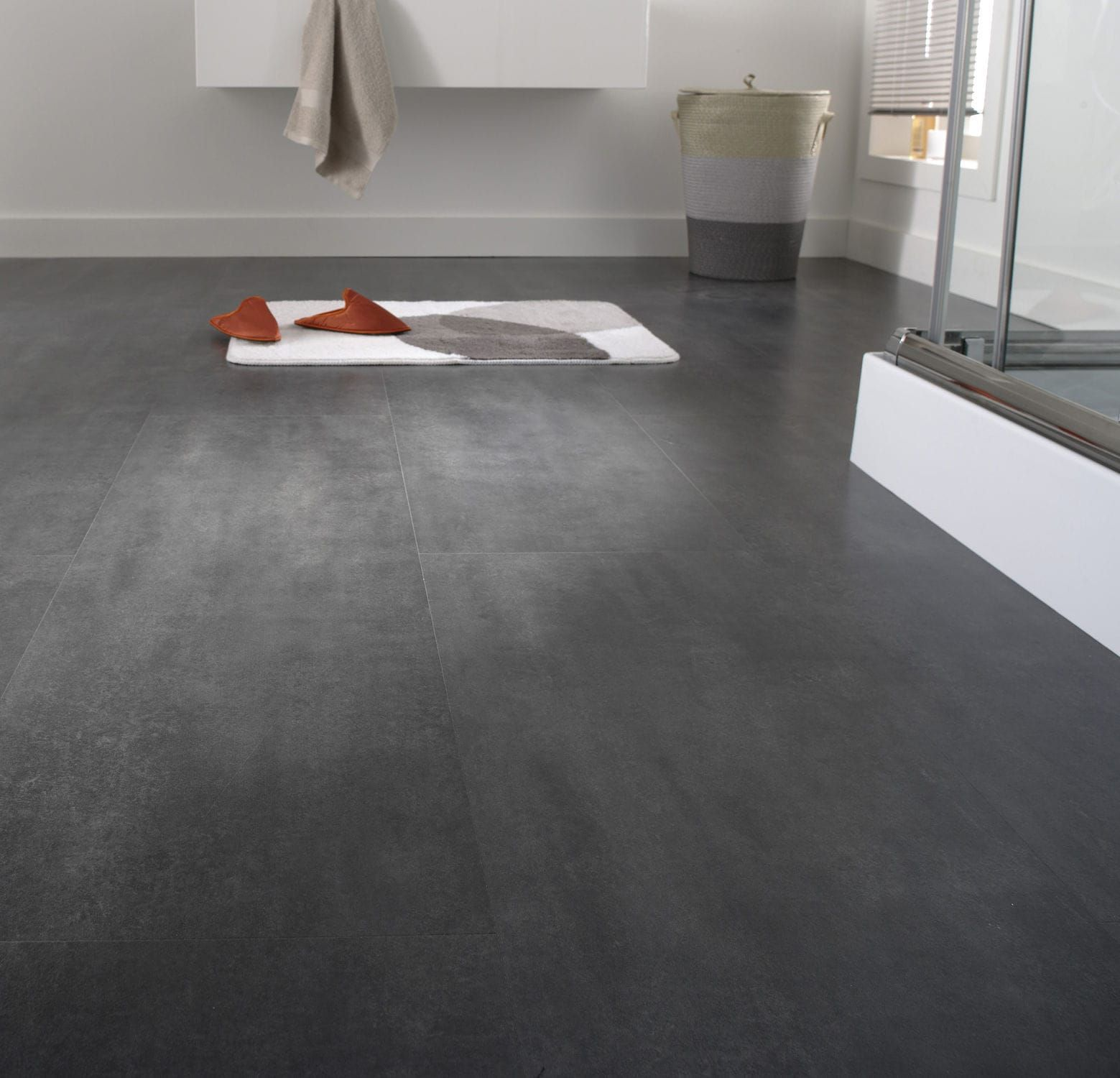 Hdf laminate flooring stone look tile look floating oxido hdf laminate flooring stone look tile look floating oxido negro 120x60 faus dailygadgetfo Images