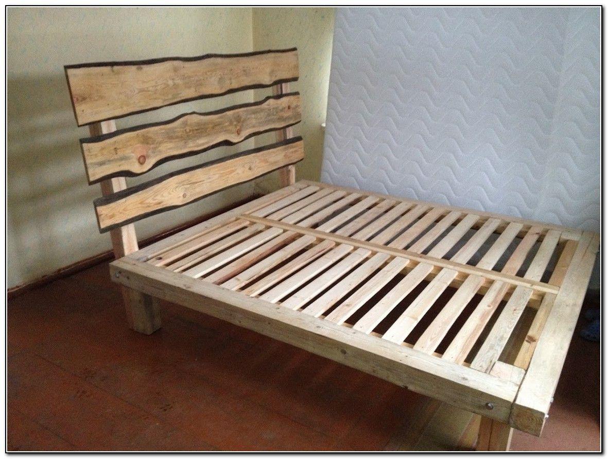 Best Wooden Box Bed Frame Plans Diy Blueprints Box Bed Frame 640 x 480