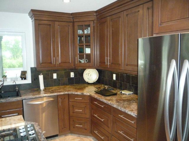 9ft Ceiling Kitchen Cabinet | Premier Cabinets Ltd In Yorkton, Saskatchewan  » Premier Cabinets
