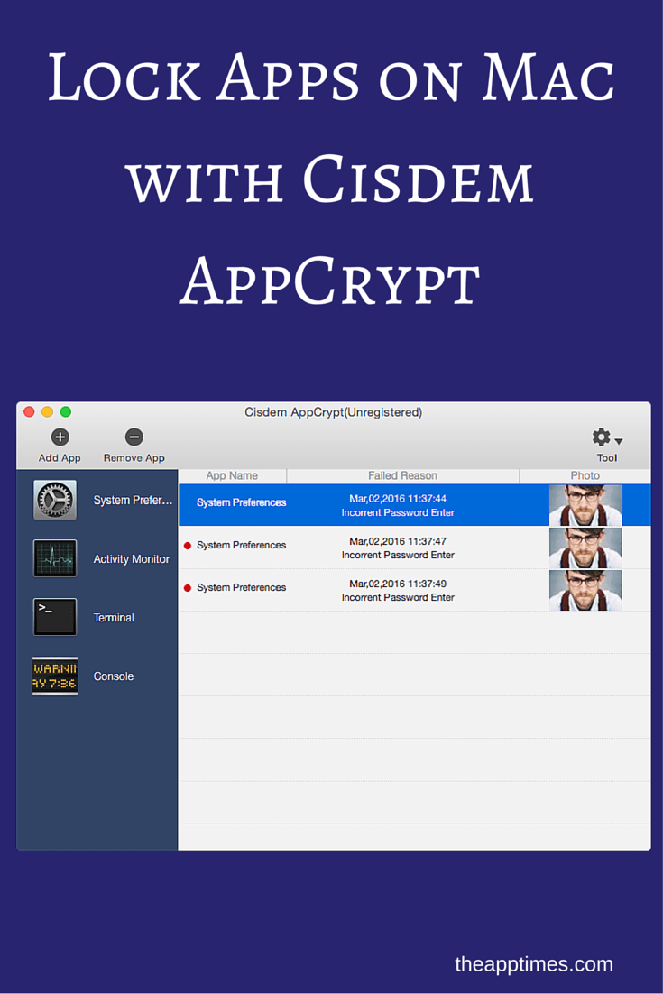 Lock Apps and Keep Your Data Safe with AppCrypt App for