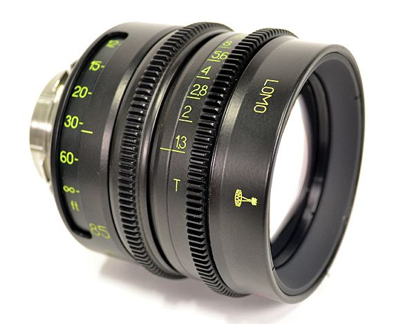 Illumina S35 lenses    Focal Lengths: 18, 25, 35, 50, 85, 14mm and 135mm Aperture Range (18-85mm): (f1.2) T1.3 - T16 ; 14mm (T1.8 -T22),135mm : (f1.6) T1.8- T22
