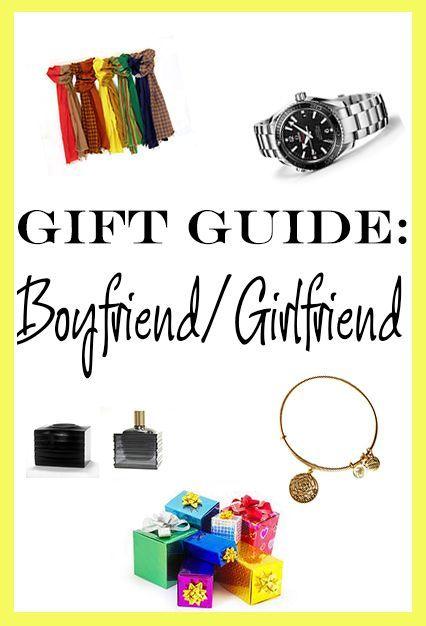 Gift Guide Girlfriend Boyfriend Presents Boyfriend
