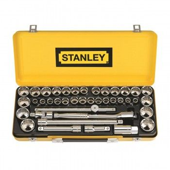 99 90 Was 185 00 Stanley Socket Set Super Cheap Auto Bargain Bro Socket Set Auto Catalog Auto
