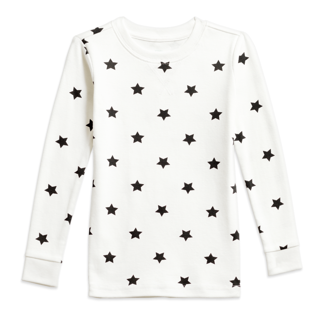 Kids Star Pj Top in 2020 Long sleeve cotton tops