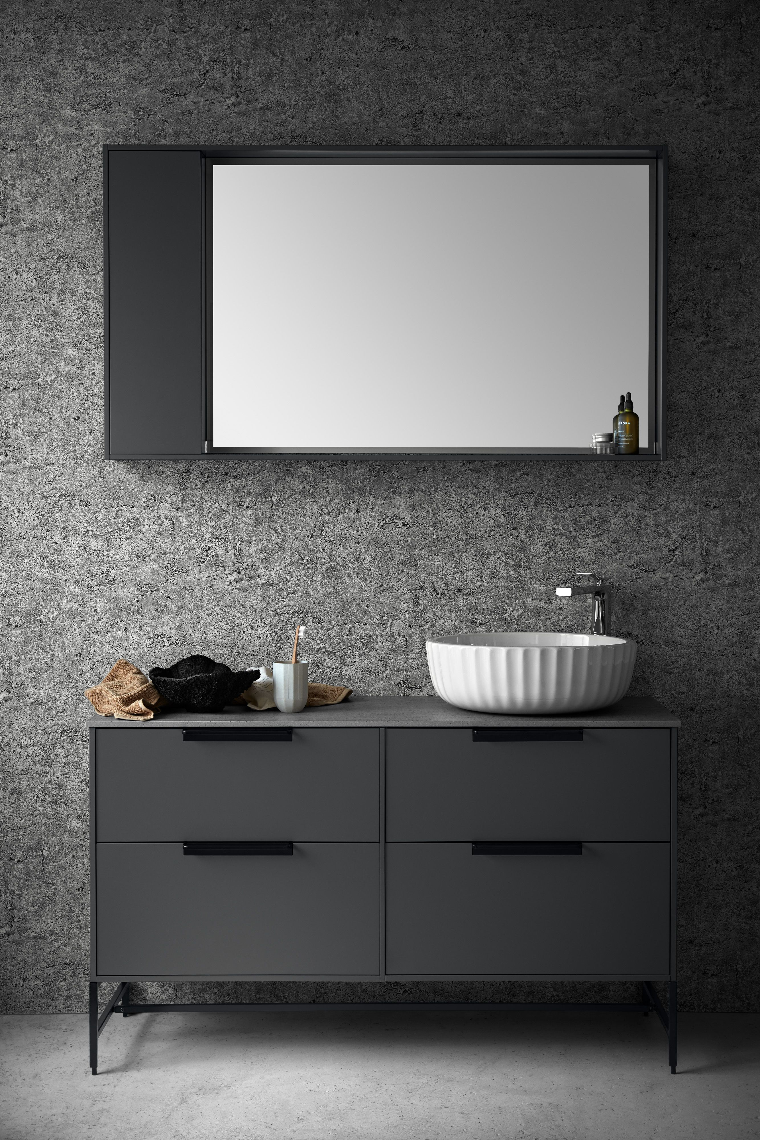 Bathroom Furniture Badrum Mobler Storage Forvaring Smart