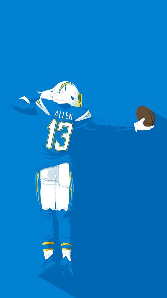 Los Angeles Chargers On Twitter Nfl Football Art Nfl Football Pictures Sports Graphic Design