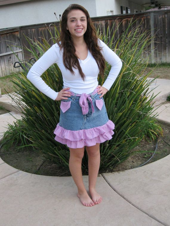 teen-daughter-pic-in-a-skirt