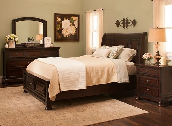 Donegan 4Pcking Bedroom Set  King Bedroom Pc And Bedrooms Amazing Raymour And Flanigan Bedroom Sets Design Decoration