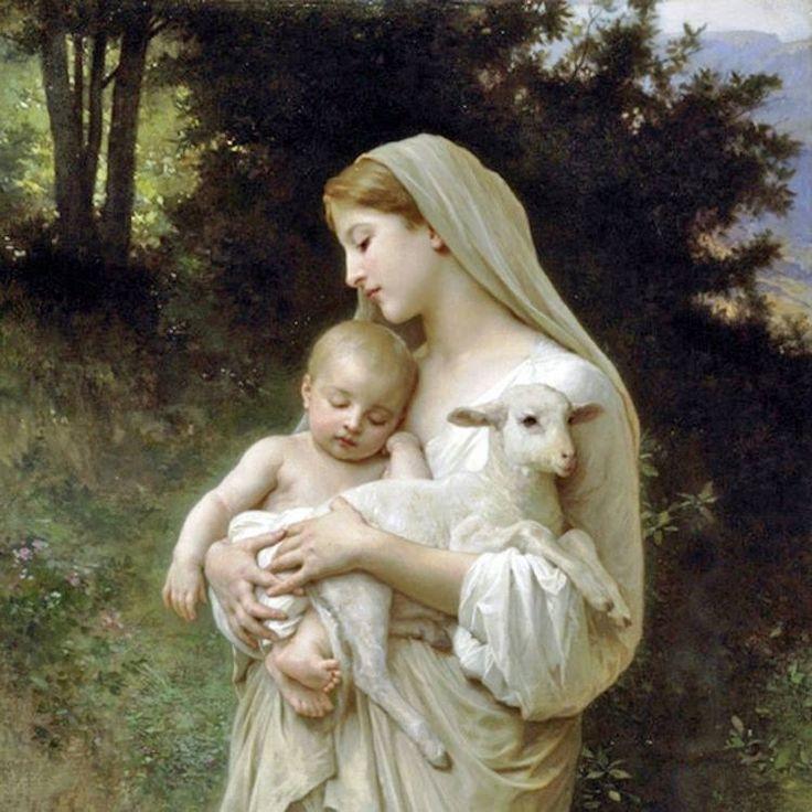 Le Symbolisme Chrétien - 19 eme siècle - Angleterre ( Images) 8501032998898f8976fe7edd34a02005