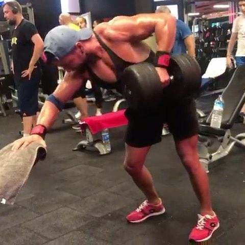 #fit #fitness #gym #gymfit #gymmotivacion #gymmotivation #muscle #healthy #strong #workout#workoutfi...