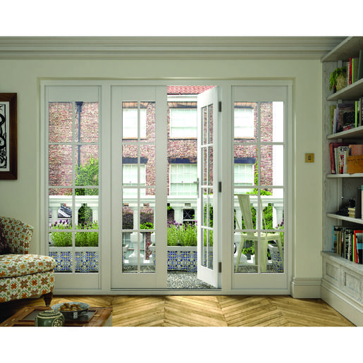 Wickes Coniston Georgian Bar Softwood French Doors 6ft With 2 Side Lites 600mm  sc 1 st  Pinterest & Wickes Coniston Georgian Bar Softwood French Doors 6ft With 2 Side ...