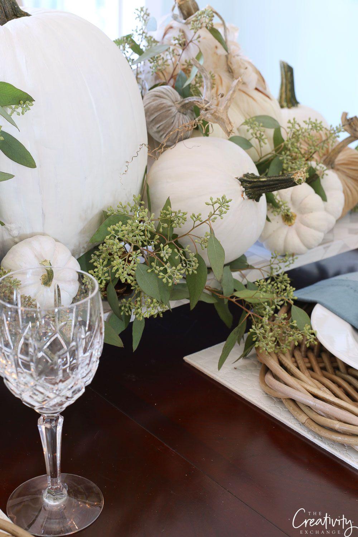 Fall Tabletop Decor Ideas Moody Monday Fall Thanksgiving Decor Fall Tabletop Table Top Decor