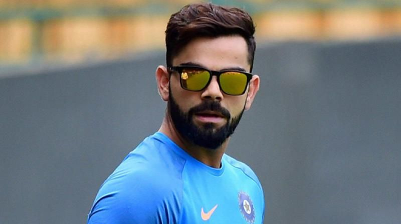 c88f49591d546 Virat Kohli Wishes his Fans a Super Day with an Inspirational Post ...