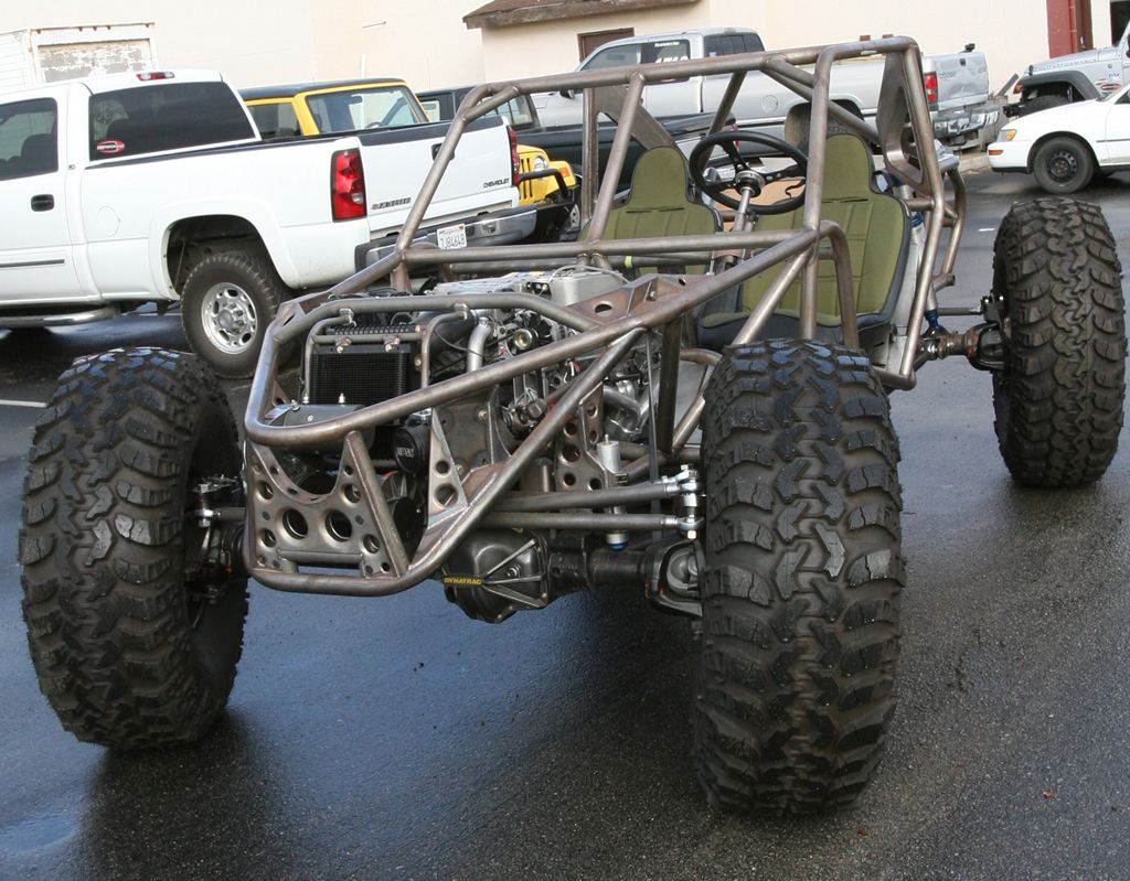 Project-Fun-Buggy | Rock Bouncer | Pinterest | De autos, Asas y ...