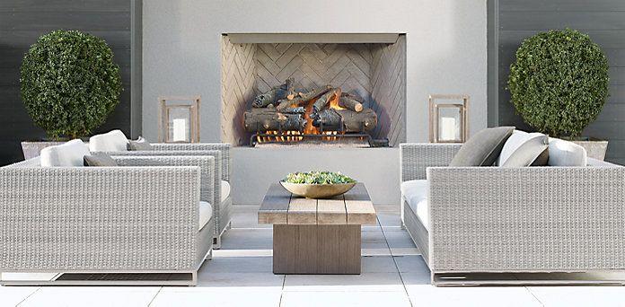 Tiburon Chalk Outdoor Furniture Cg Grey Outdoor Furniture Patio Furnishings Outdoor Remodel
