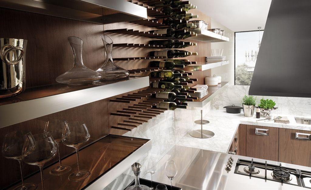 Modern Italian Kitchen Design Trend 2015 Boomtownkitchen