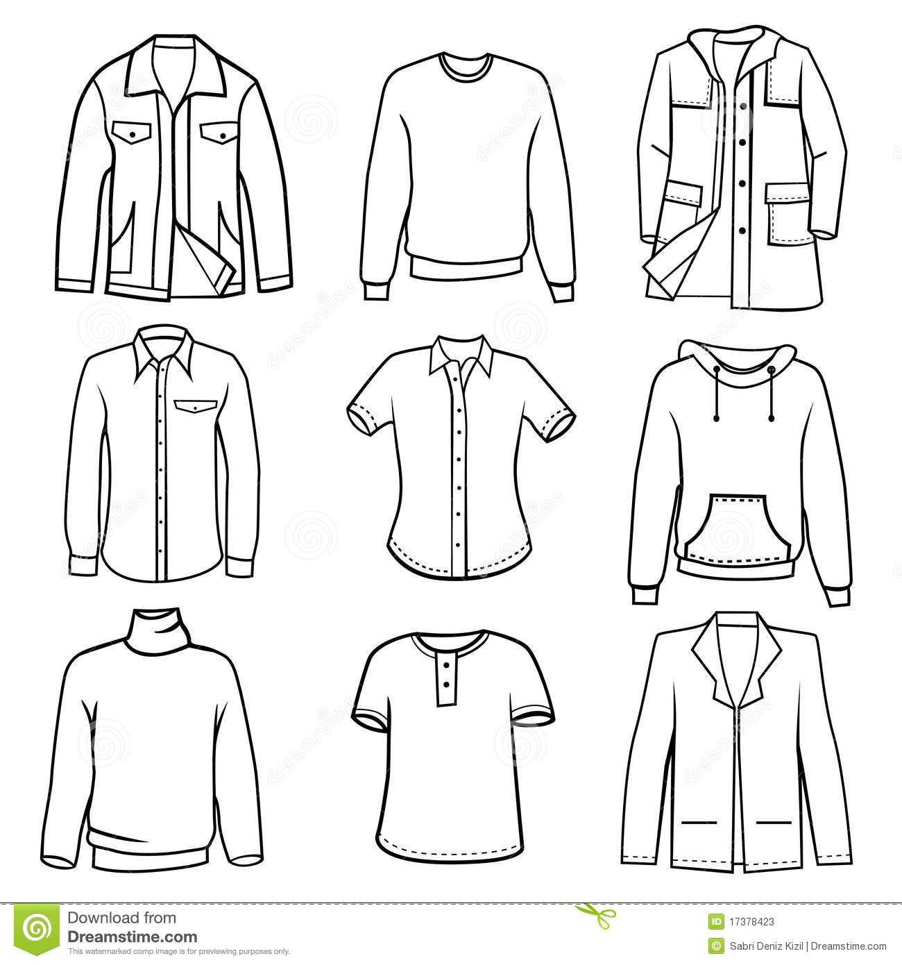 Clothes Coloring Pages Google 検索 Colorir E Moda