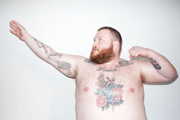 Gallery Fat Rappers With Their Shirts Offaction Bronson Rapstarzz
