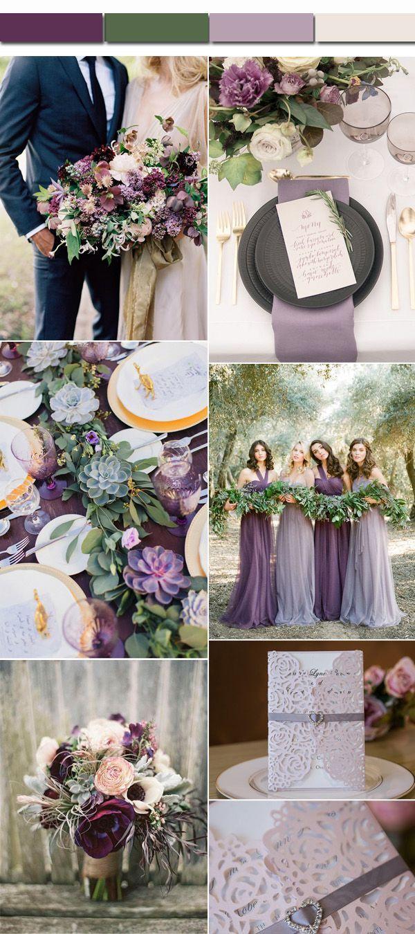 Best 25+ Lavender weddings ideas on Pinterest | Lavender centerpieces, Lavender wedding centerpieces and Lavender wedding decorations #fallweddingideas