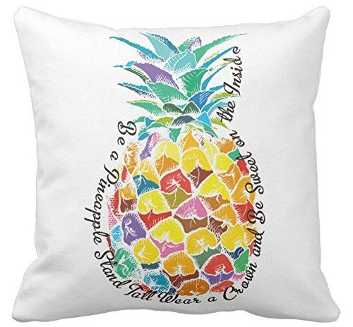 Amazon.com: Kissenday 18X18 Inch Good Vibes Only Positive Quote Cotton Polyester Decorative Home Decor Sofa Couch Desk Chair Bedroom Car Cool Birthday Gift Cute Simple Saying Letter Square Throw Pillow Case: Home & Kitchen