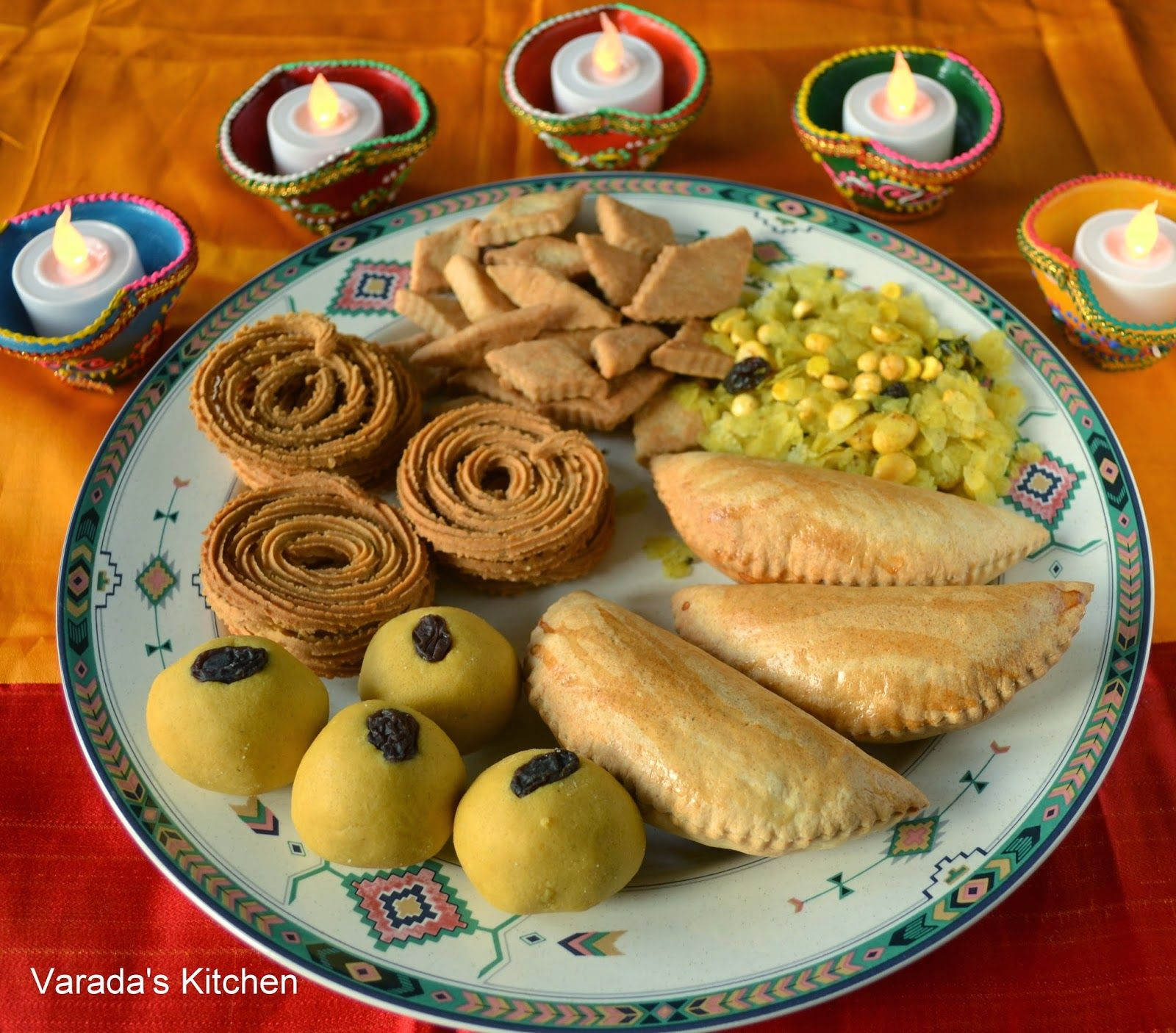 Traditional Diwali Food Recipes