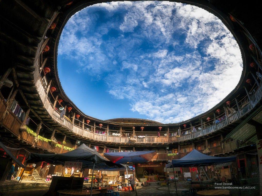 Tulou de Fujian, China
