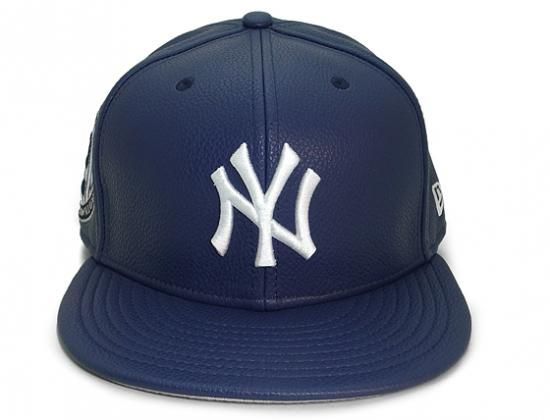 New York Yankees Derek Jeter Concept Leather Navy 59Fifty Fitted Baseball  Cap by NEW ERA x MLB f9007530909e