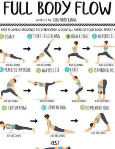 sweaty intense cardio workout  in 2020  beginner yoga