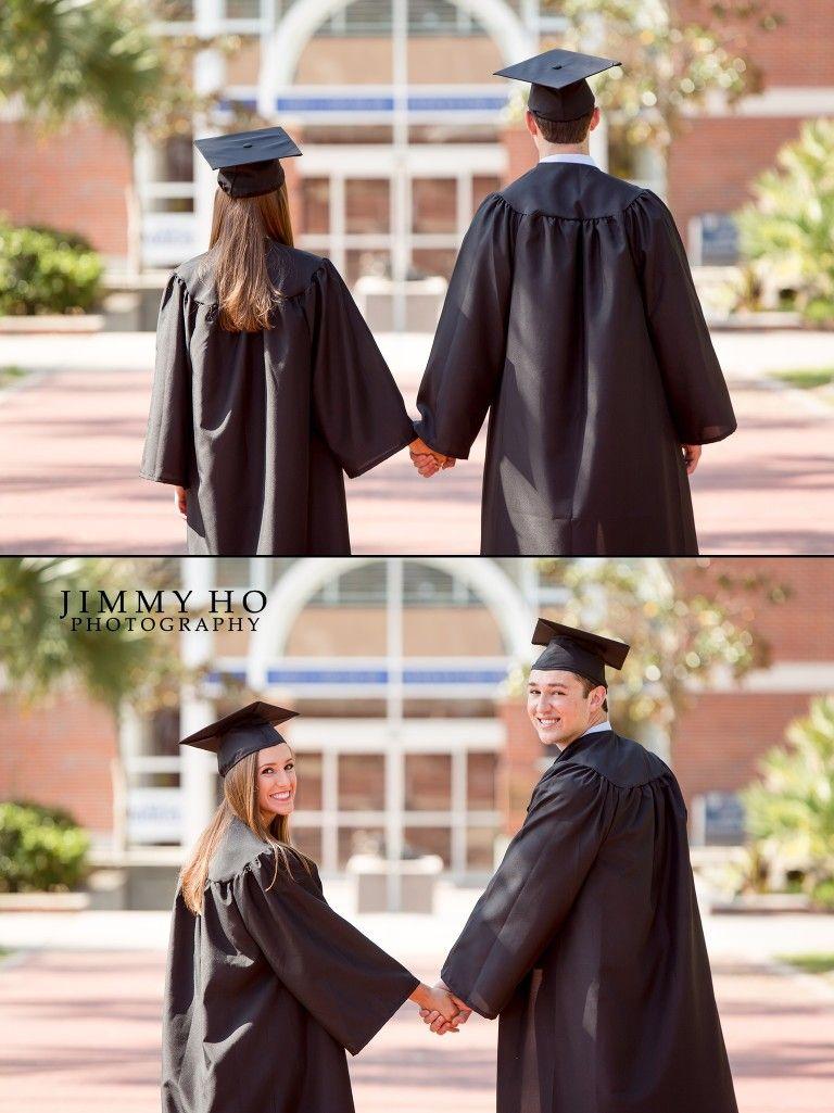 Jenna and Andrew / UF Graduation Portraits / UF Grad » Jimmy Ho Photography – Gainesville Wedding Photographer #graduationdresscollege
