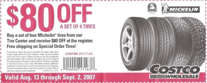 Costco Tire Coupon >> Costco Tires Coupons Wheels Tires Gallery Pinterest Costco