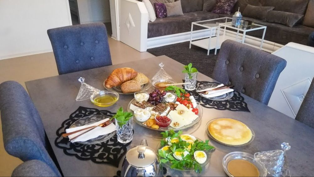 Sabah Al Kheir Petit Dejeuner فطور صباحي صحي Sofiascuisine Breakfast Youtube Cuisine Petit Dejeuner Make It Yourself