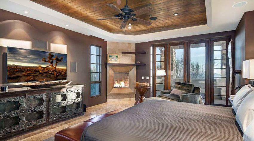 Best Stunning Masculine Bedroom Ideas Colors Designs 400 x 300