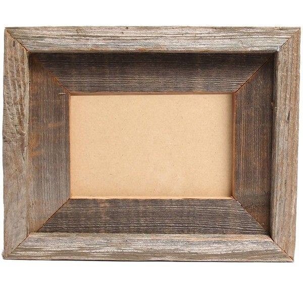 Reclaimed Wood Frame 4\